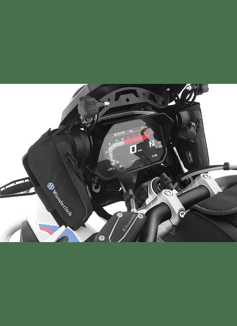WUNDERLICH BOLSAS PARA CARENADO BMW R 1200/1250 GS/LC/ADV - NEGRO