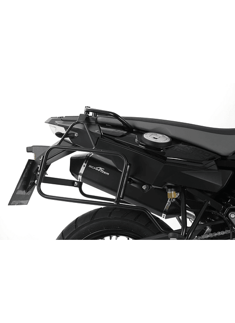 HEPCO & BECKER ANCLAJE MALETAS LATERALES BMW F700/800GS