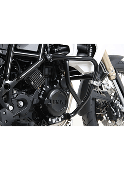 HEPCO & BECKER DEFENSA MOTOR NEGRO BMW F700/800GS