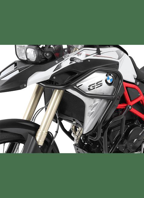 HEPCO & BECKER DEFENSA TANQUE BMWF800 GS (2017->) NEGRA