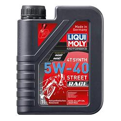 Aceite motocicleta Liqui Moly 4T SYNTH 5W-40  1 LT