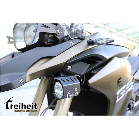 KIT FOCOS AUXILIARES LED 6000 - BMW F800GS