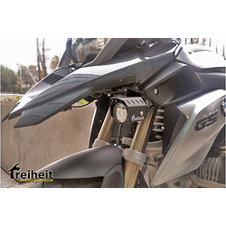 KIT FOCOS AUXILIARES LED 6000 - BMW R1200GS LC