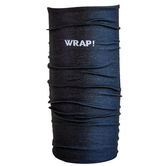 Bandana Wrap Pantone Black