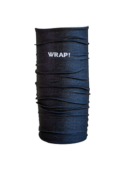 Bandana Wrap Blue