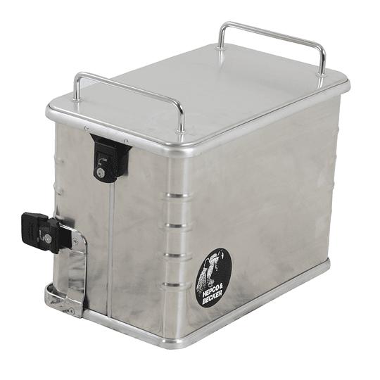 Maletas Laterales Alu Standard Aluminio 40 LTS Hepco&Becker