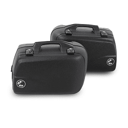 Maletas Laterales Junior Negro 40 LTS Hepco&Becker