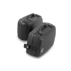 Maletas Laterales Junior Negro 30 LTS Hepco&Becker