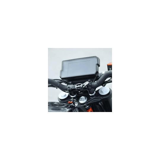 SOPORTE CELULAR MONTAJE DE BARRA PARA MOTO - Image 2