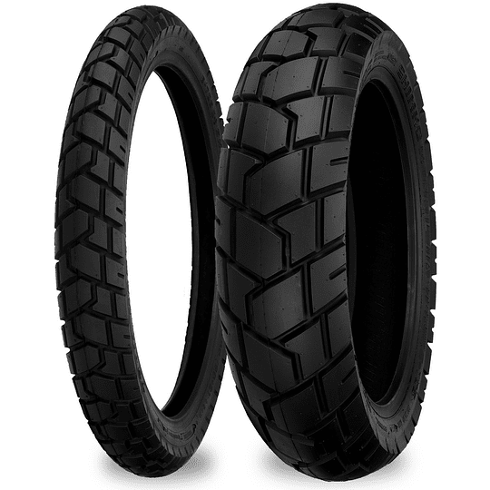 Neumático Shinko E705 Trial Master 120/70-R17 - Image 2