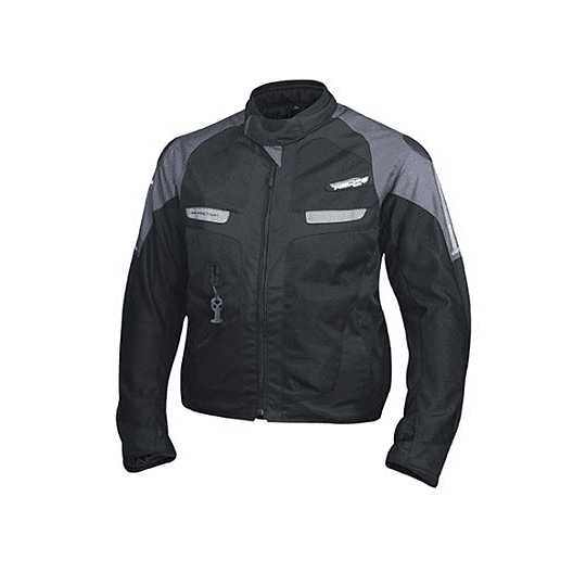 AIR-BAG CHAQUETA HELITE VENTED BLACK - Image 1