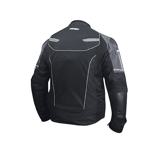 AIR-BAG CHAQUETA HELITE VENTED BLACK - Image 2