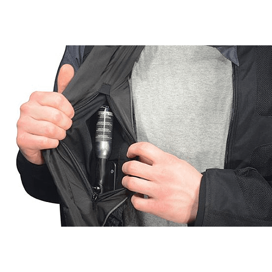 AIR-BAG CHAQUETA HELITE VENTED BLACK - Image 4