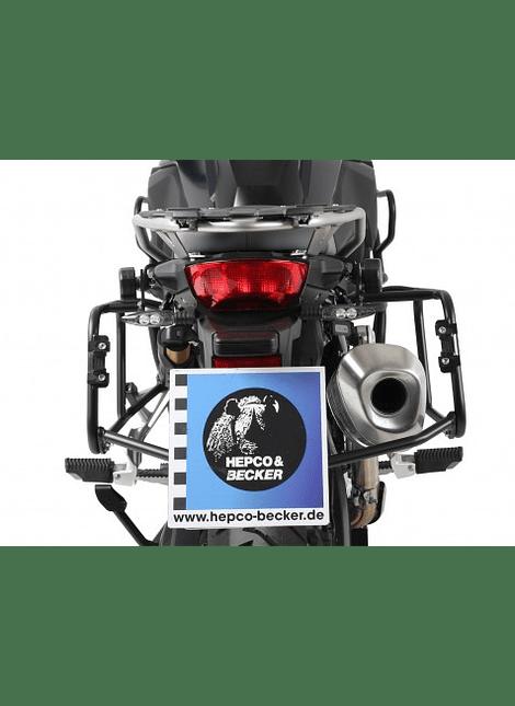 Anclaje lateral Hepco&Becker F750/ 850 GS