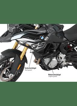 HEPCO & BECKER DEFENSA TANQUE BMW BMW F 750/850 GS (2018-) NEGRO