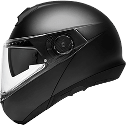 Casco Schuberth C4 Black Mate