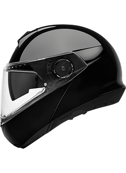 Casco Schuberth C4 BASIC Glossy Black