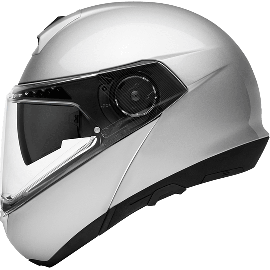Casco Schuberth C4 BASIC Glossy Silver