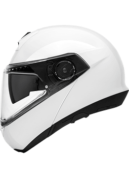 Casco Schuberth C4 BASIC Glossy White
