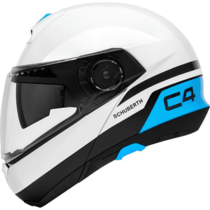 Casco Schuberth C4 Pulse White
