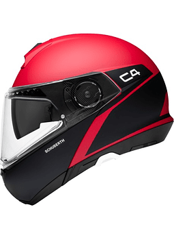Casco Schuberth C4 Spark Red