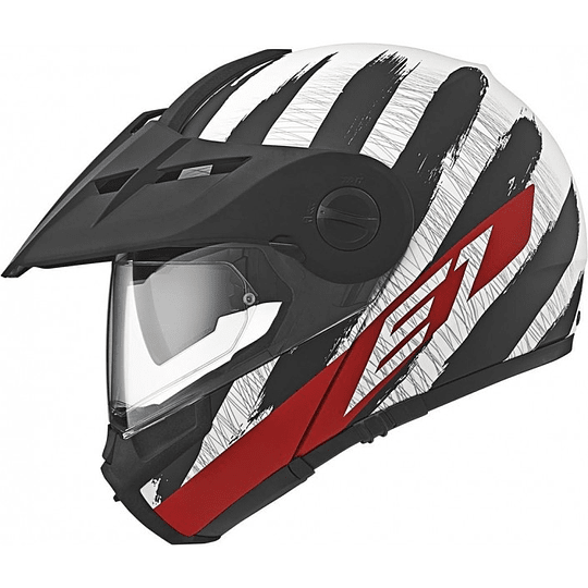 Casco Schuberth E1 Hunter Red