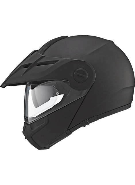 Casco Schuberth E1 Black Matt