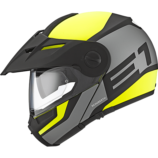 Casco Schuberth E1 Guardian Yellow