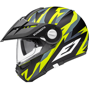 Casco Schuberth E1 Rival Yellow