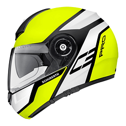 Casco Schuberth C3 Pro Echo Yellow