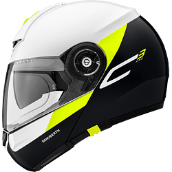 Casco Schuberth C3 Pro Gravity Yellow