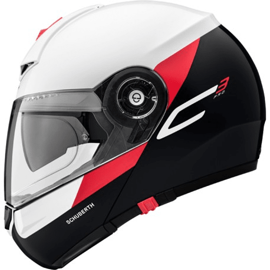 Casco Schuberth C3 Pro Gravity Red