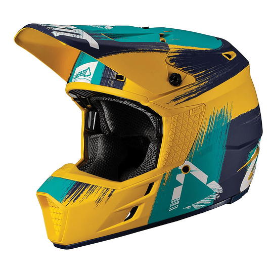 CASCO LEATT GPX 3.5 V19.2 GOLD DOT + ECE - Image 1