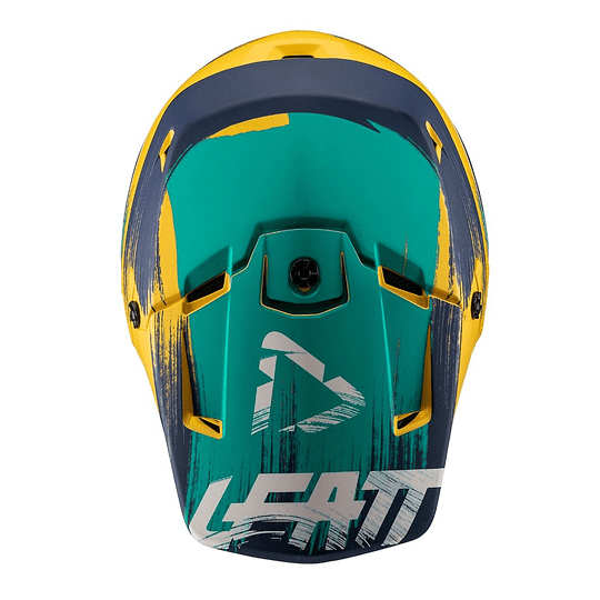 CASCO LEATT GPX 3.5 V19.2 GOLD DOT + ECE - Image 2