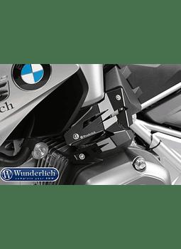 Wunderlich Cubierta para sistema de inyección - Izquierda - negro
