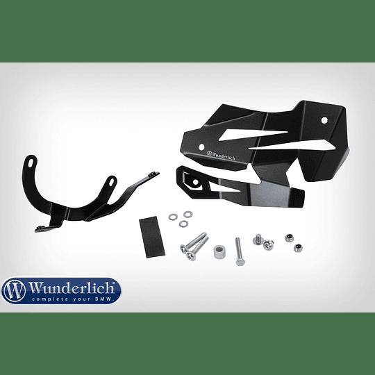 Wunderlich Cubierta para sistema de inyección - Izquierda - negro - Image 2