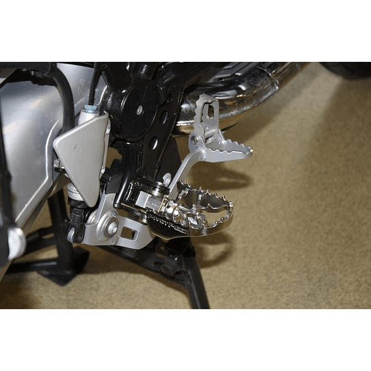 Pedalines Pivoteables ADV Pivot Pegz F800GS/700/Twin/ADV - Image 2