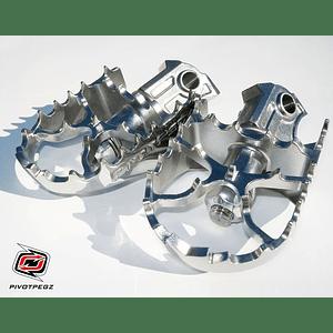 Pedalines Pivoteables ADV Pivot Pegz Honda Africa Twin XRV 750/CRF1000L ->2017