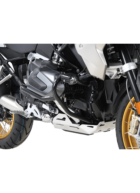 HEPCO & BECKER DEFENSA MOTOR NEGRA BMW R1250 GS