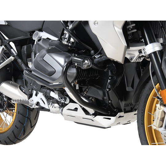 Defensa de Motor Negra Hepco&Becker BMW R1250 GS