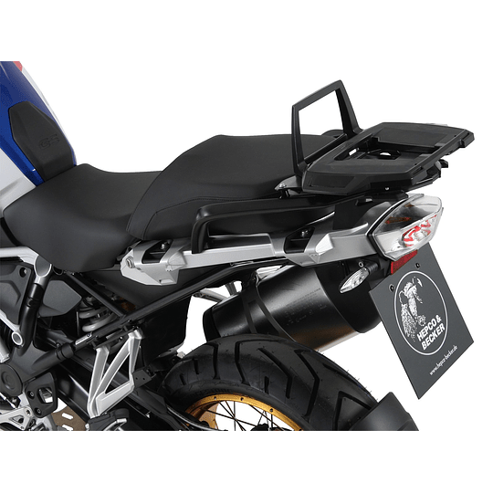 Anclaje de Top Case Hepco&Becker BMW R1250 GS Adventure