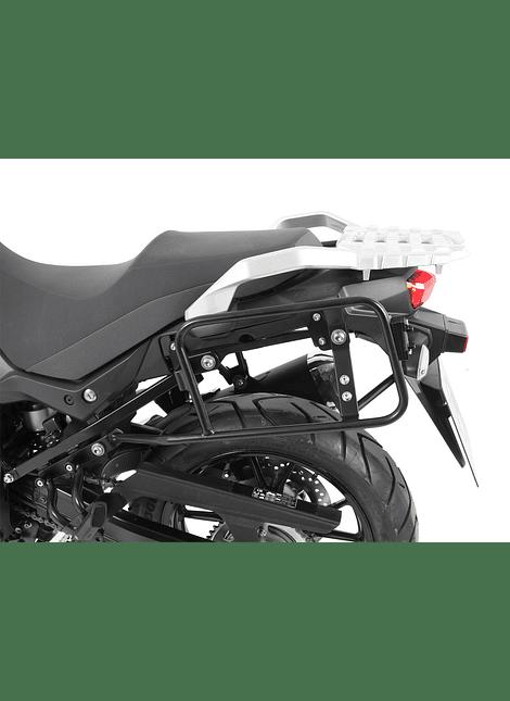 Anclaje Maletas laterales Suzuki V-Strom 650 Hepco&Becker 2017->