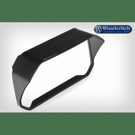 Visera Wunderlich para pantalla TFT de 6,5 pulgadas - negro - Image 3