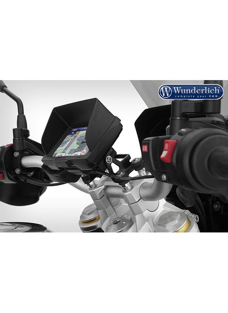 WUNDERLICH ALZA MANUBRIO F750 GS CON SOPORTE DE GPS 25MM
