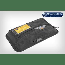 Bolsa organizadora para maleta o top case - negro