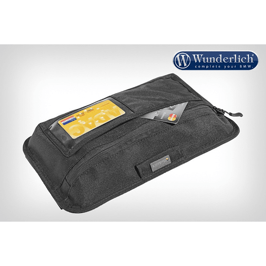 Bolsa organizadora para maleta o top case - negro - Image 1