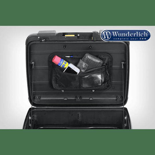 Bolsa organizadora para maleta o top case - negro - Image 3