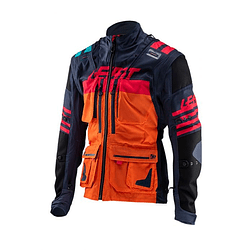 CHAQUETA LEATT GPX 5.5 ENDURO INK/ORANGE 2019