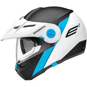 Casco Schuberth E1 Gravity Blue