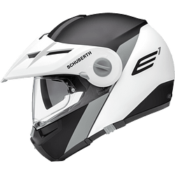 Casco Schuberth E1 Gravity Grey